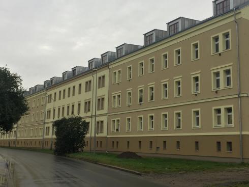 Papírenská, Praha 6 - zateplení souboru bytových domů